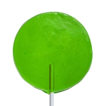 Kosher 2.5 inch Circle Lollipops: 12 Pack