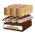 Giant Toasted Coconut Marshmallows: 12 Pack Display