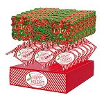 Giant Holiday Confetti Marshmallows: 12 Pack Display
