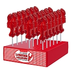 Lobster Lollipops: 24 Pack Display