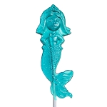 Mermaid Lollipops: 12 Pack