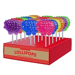 Sheep Lollipops: 24 Pack Display