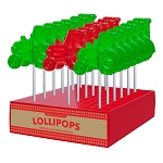 Tractor Lollipop: 24 Pack Display