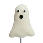 Spooky Ghost Lollipops: 24 Pack