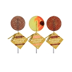 MAI TAI, MAPLE BOURBON, & CINNAMON WHISKY Cocktail Lollipops: 12 Pack