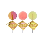 ROSE, PROSECCO, & LIMONCELLO Cocktail Lollipops: 12 Pack