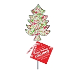 Fun Confetti Tree Lollipops: 12 Pack