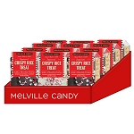 Peppermint Chocolate Rice Treat Bars: 12 Pack Caddy Display