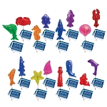 Charity Seacoast Lollipop Assortment: 12 Pack