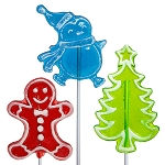 Whimsical Lollipop Assortment: 24 Pack