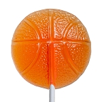 Basketball Lollipops: 24 Pack