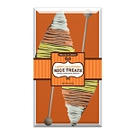 Candy Corn Rice Treats: 3 Acetate Gift Sets