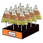Candy Corn Rice Treats: 12 Pack Display