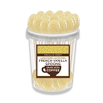 Kosher French Vanilla Coffee Spoons: 30 Pack Bucket