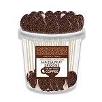 HAZELNUT COFFEE SPOONS: 50 Pack Bucket
