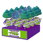 Dinosaur Poop Lollipops: 24 Pack Display