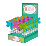 Dragonfly Lollipops: 24 Pack Display