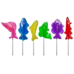 Fish Lollipop Assortment: 24 Pack