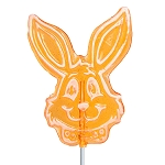 Frosted Bunny Lollipops: 24 Pack