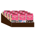 Unicorn Galaxy Rice Treat Bars: 12 Pack Caddy Display