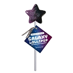 Mini Galaxy Star Lollipops: 24 Pack