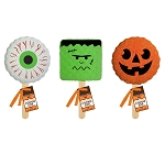 Halloween Cookie Pop Assortment: 12 Pack