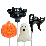 Halloween Icon Assortment: 24 Pack