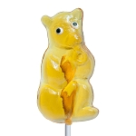 Honey Bear Lollipops: 12 Pack