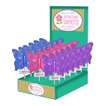 Butterfly Lollipops: 24 Pack Display