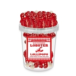 Small Lobster Lollipops: 30 Pack Bucket