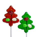 Mini Jellybean Tree Lollipops: 24 Pack