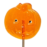 Classic Halloween Pumpkin Lollipops: 24 Pack
