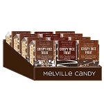 Rice Treat Chocolate Bars: 12 Pack Caddy Display