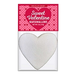 Heart Marshmallow Toppers: (12) 1 Pack Bags
