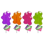 Slime Lollipops: 12 Pack