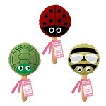 Springtime Critters Cookie Pop Assortment: 12 Pack