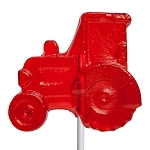 Tractor Lollipop: 24 Pack