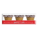 Peppermint Waffle Cups : (3) 3 Pack Acetate Gift Set