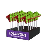Zom-Beez Lollipops: 24 Pack Display