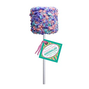Giant Cotton Candy Marshmallows: 12 Pack