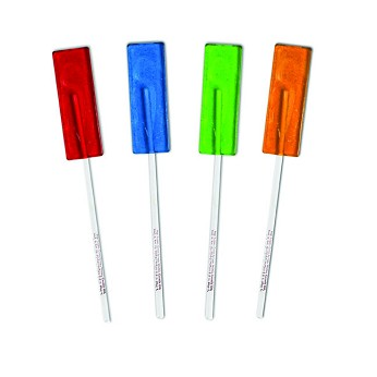 Simple Rectangle Lollipops</br>Pack 24