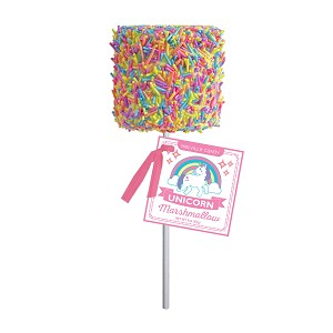 Unicorn Marshmallows: 12 Pack