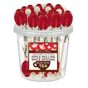 Mulling Spice Spoons: 50 Pack Bucket