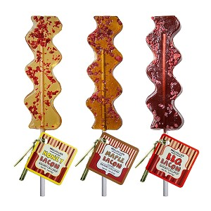 Bacon Lollipops: 12 Pack
