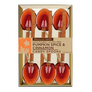 ... > Cinnamon Stick Spoons > Pumpkin Spice Cinnamon Spoons: 3 Gift Sets