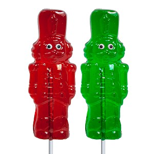 Classic Nutcracker Lollipops: 24 Pack