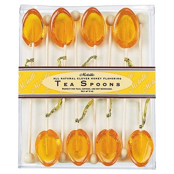 Clover Honey Tea Spoon Gift Sets