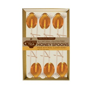 Clover Honey Spoons</br>3 Gift Sets