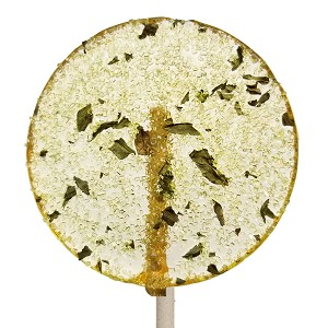 Mojito Cocktail Lollipops: 24 Pack