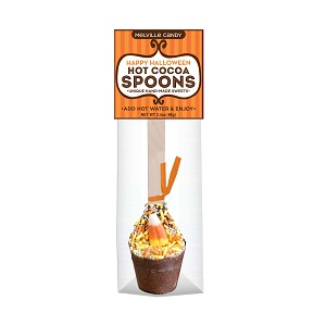 Halloween Hot Chocolate Spoons: 12 Pack